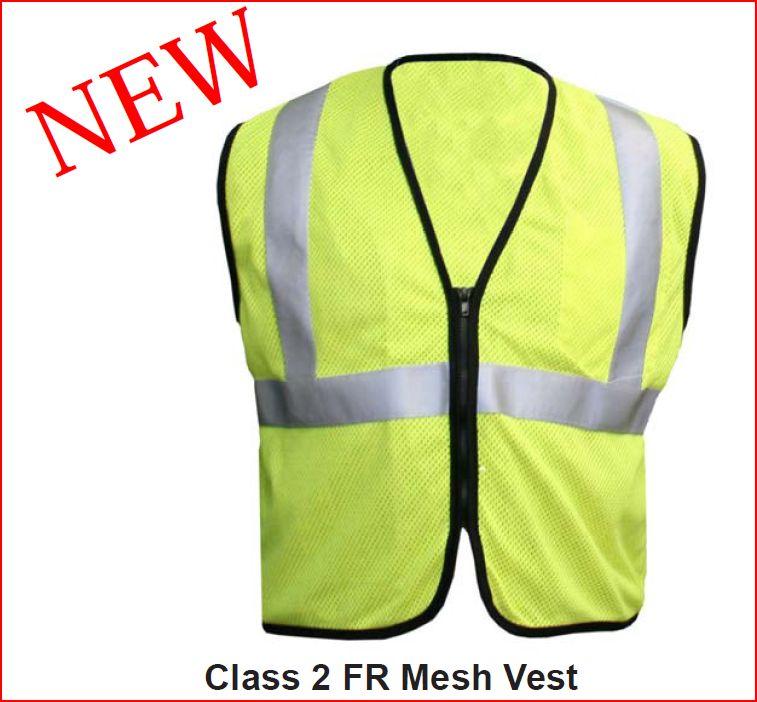 Arc Flash Mesh Vest F1506