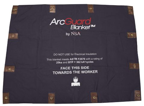 ArcGuard Blanket Back