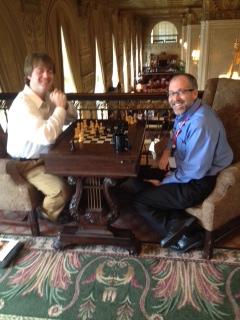 Hugh & Dr. Chris Foreman