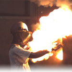 Arc Flash Photo