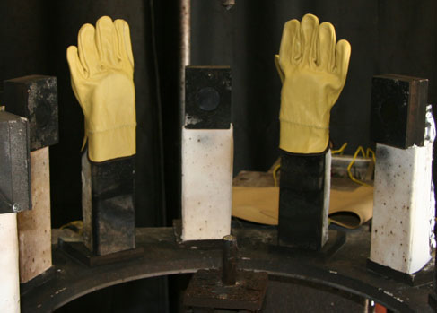 Stauffer Arc Rated Glove Test