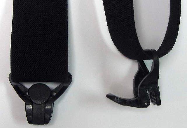 Arc Flash Suspender Detail