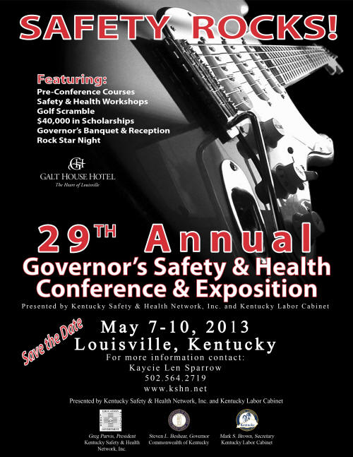 Governor's Conference 2013