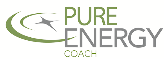 Pure Energy Coach logo - large