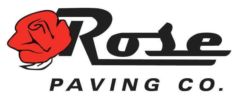 Rose Paving