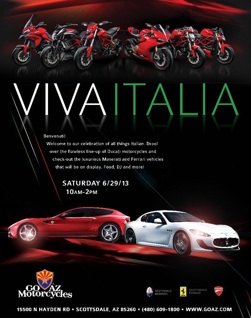 Scuderia SW    Italian Car Show, Pizza Party, C&C, Le Mans Review