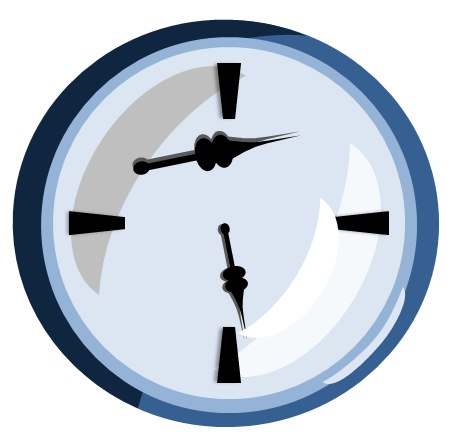 The logical blog by iconlogic powerpoint 2010 creating a rather than rotating from the center of the clock it ends up looking something more like the clock below ccuart Choice Image