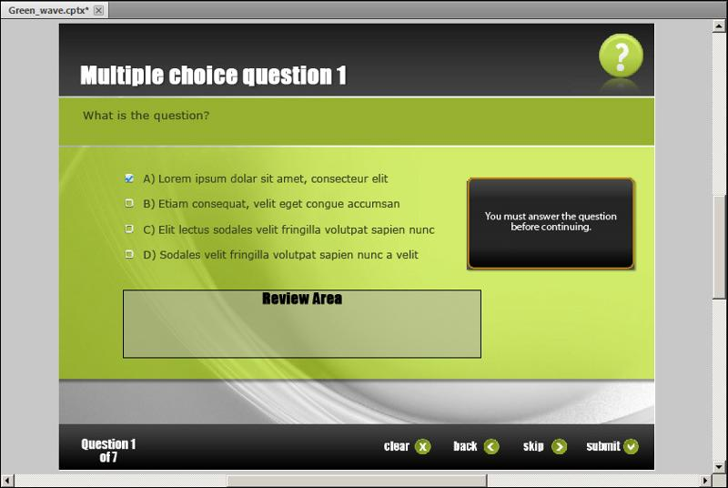 the logical blog by iconlogic adobe captivate 5 5 quizzes to write home about