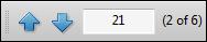 Page Navigation toolbar