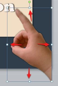 PowerPoint handles
