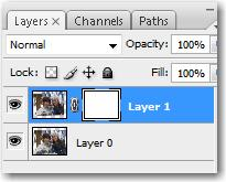 Adobe Phtoshop: Layer Mask