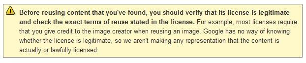 Google license