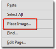 Place Image Command