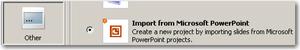 Import PowerPoint Presentation