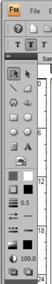 FrameMaker tools