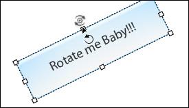 Free rotate