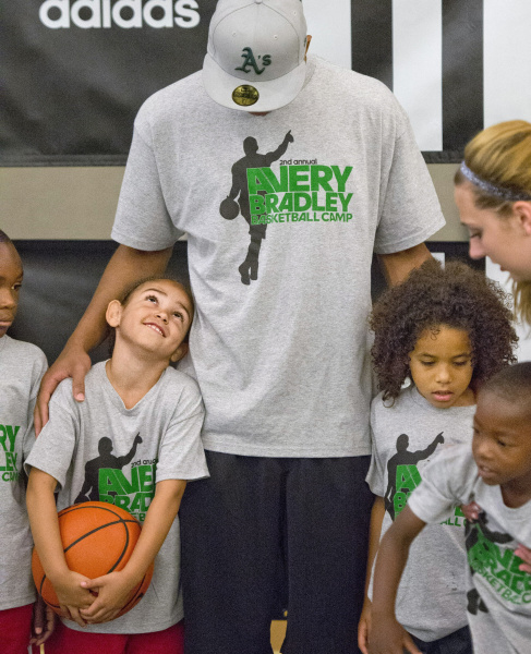 2nd Annual Avery Bradley Camp