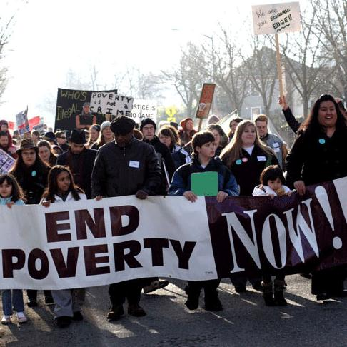 End Poverty Now
