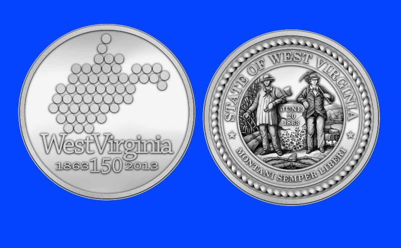 WV150 Coin