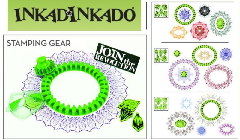 Inkadinkadoo Gears