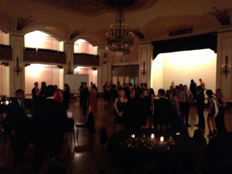 BeauxArts dancing