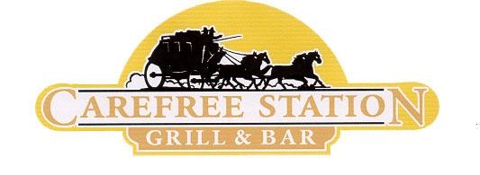 Carefree Station logo