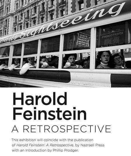 Harold Feinstein, Panopticon Gallery