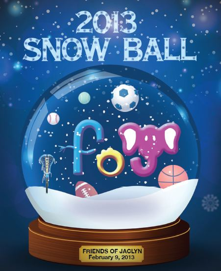Snow Ball Gala Final Art Front