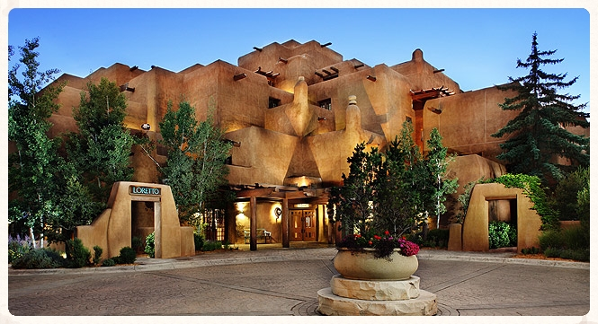 Our Campus Is The Inn And Spa At Loretto A Beautiful Historical Location End Of Santa Fe Trail