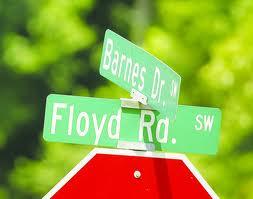Floyd Road