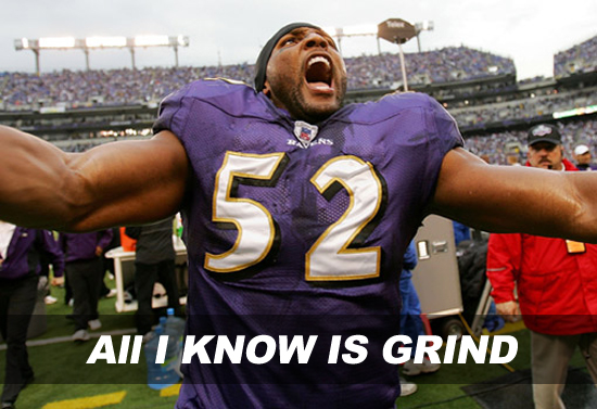 Ray Lewis Motivational Talk To Youth All I Know Is Grind