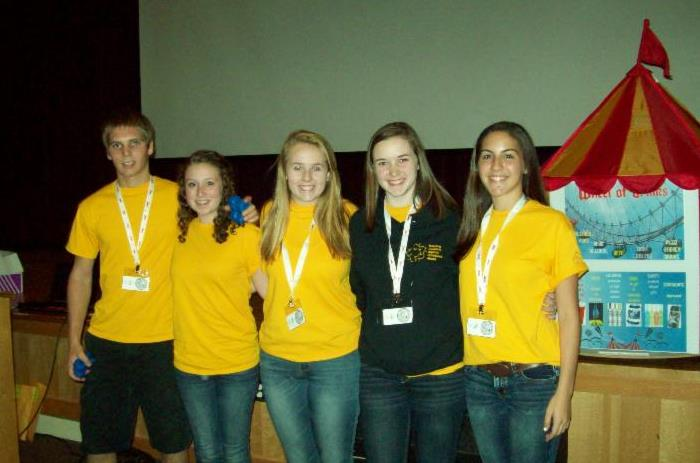 Youth Crew @ 2013 Annual meeting