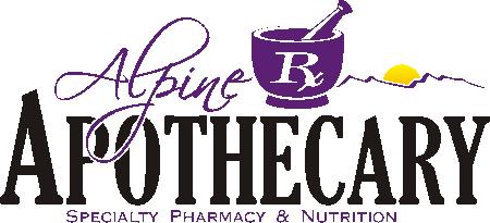 Alpine Apothecary logo