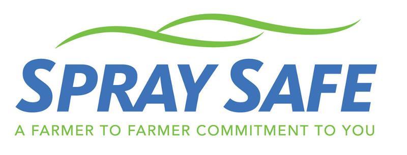 spray safe logo
