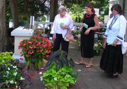 container plants East Aurora Garden Club