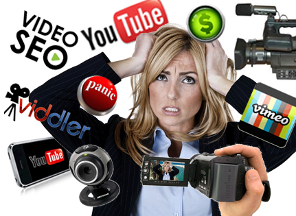 Overwhelmed by Video
