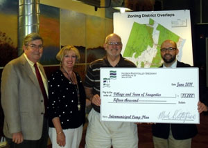 Saugerties check presentation