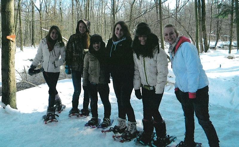 Snow Shoe Girls