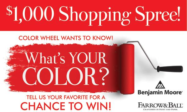 Win a $1,000 Shopping Spree