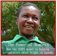 Uganda IFAPI stars
