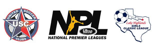 US Club Soccer National Premier Leagues United Soccer Clubs Lake Highlands Girls Classic League