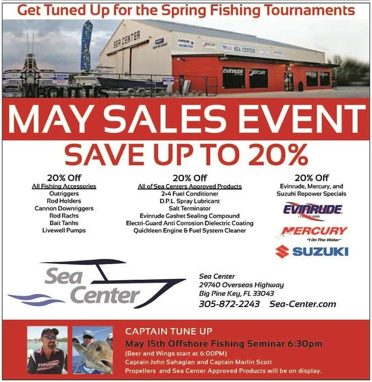 Sea Center Newsletter