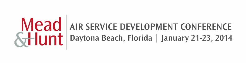Air Service Development Conference header