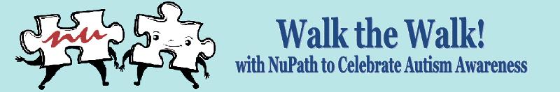 NuPath Walk the Walk 2012 Banner