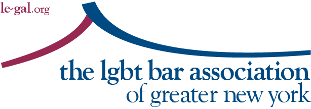 Logo - LGBT Bar Association of Greater New York