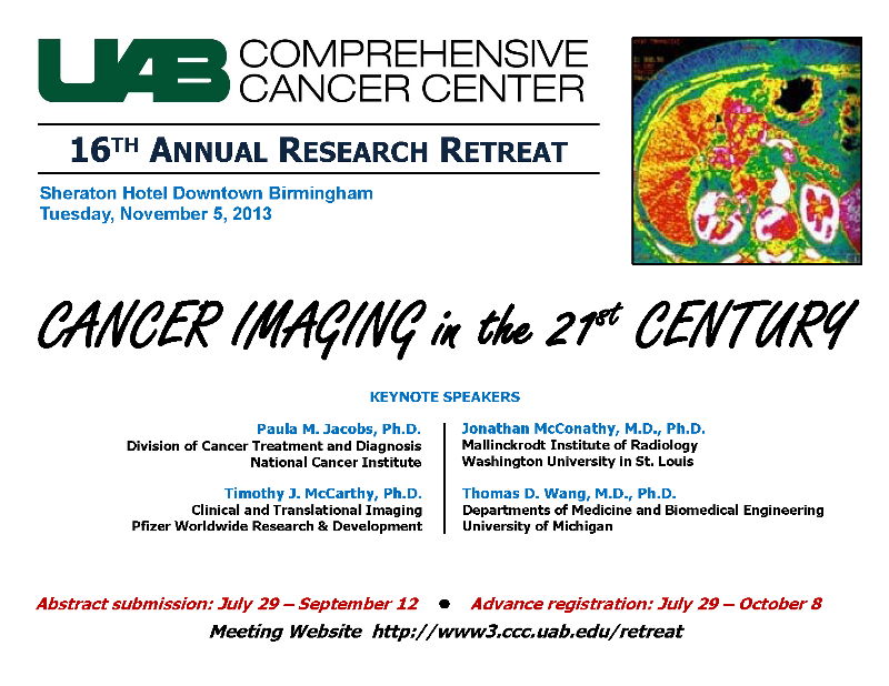 Cancer Center Research Retreat