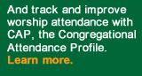 Congregational Attendance Profile