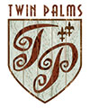Twin Palms logo
