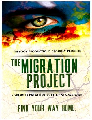 Migration Project Flyer