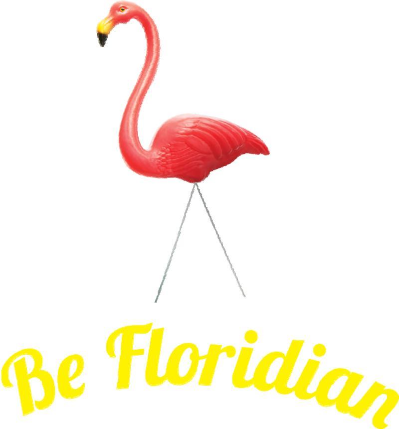 Be Floridian logo